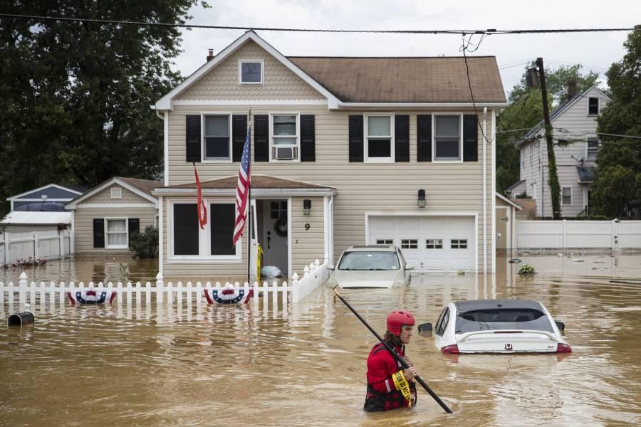 """""""Henri"""": Declaran estado de emergencia en Nueva York y Connecticut"""