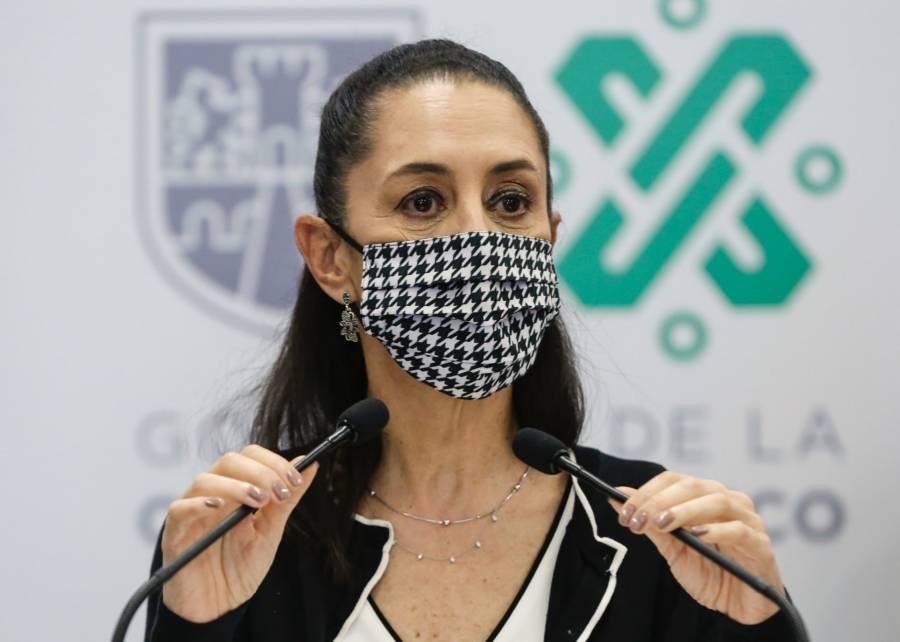 "Tras paso de ""Grace"", Sheinbaum ofrece apoyo a Veracruz"
