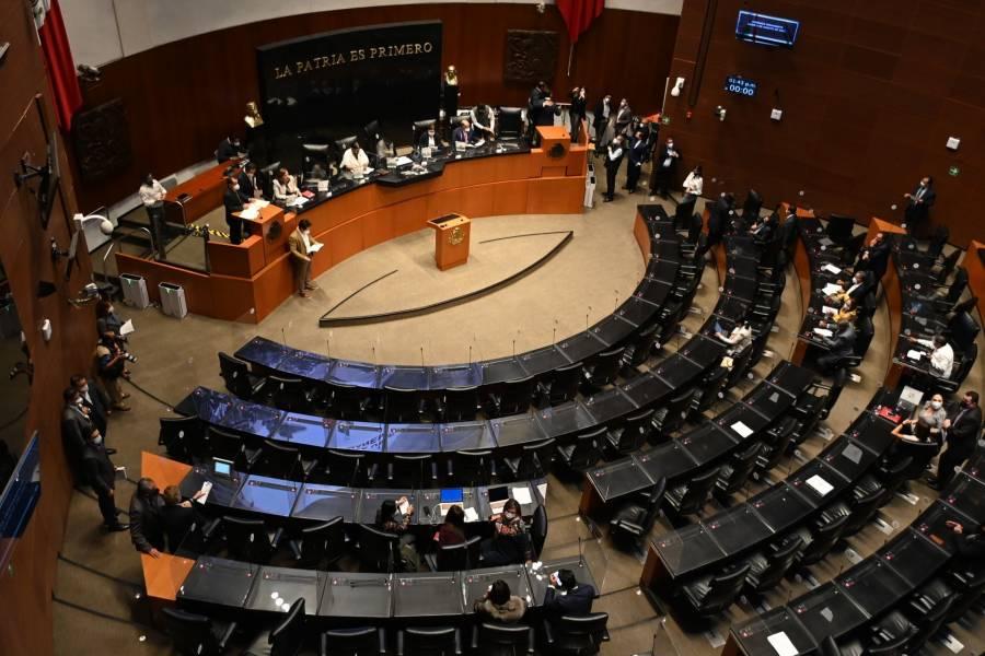 Senado destaca aprobación de reformas constitucionales en la 64 Legislatura