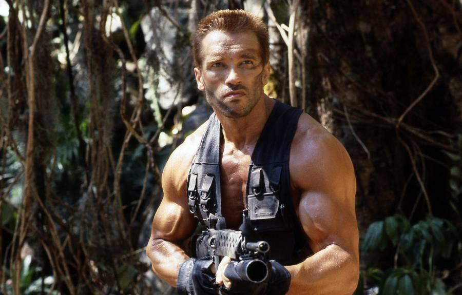 """Disney traería de regreso a Arnold Schwarzenegger para """"Predator"""""""