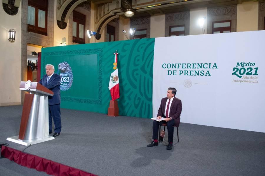 """""""Que vengan"""", dice AMLO sobre posible visita de observadores de la OEA por denuncia de oposición por narcoelección"""