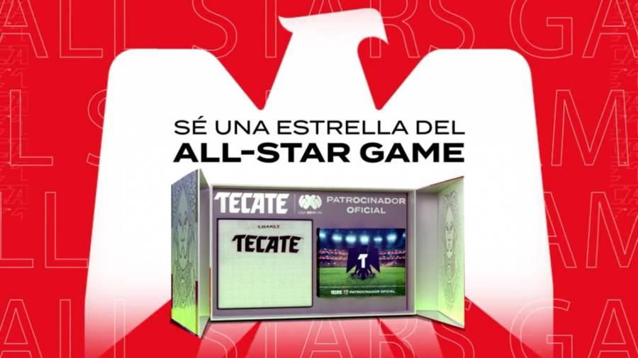 Tecate y Liga MX lanzan latas de edición limitada por juego de estrellas contra la MLS