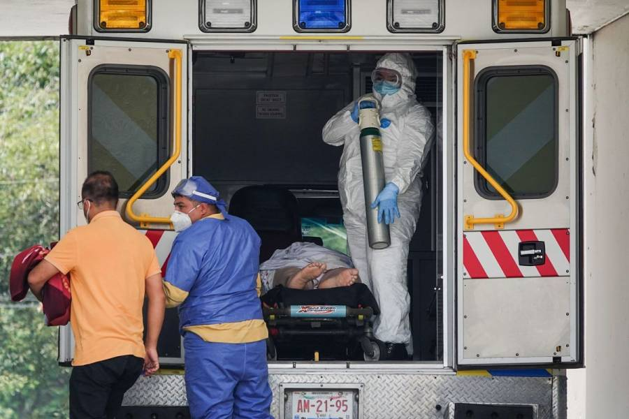 El 10.2% de los egresados de hospitales privados por Covid-19 murieron en 2020: Inegi
