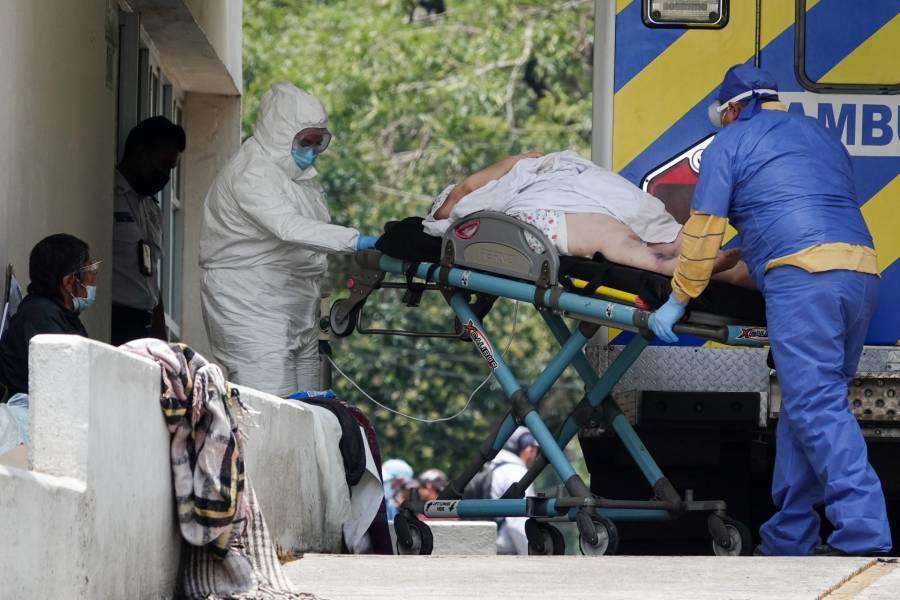 Alcanza México las 253 mil muertes por Covid