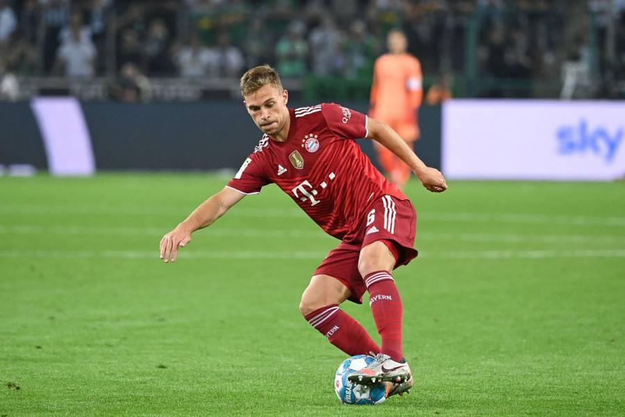 Joshua Kimmich renueva con el Bayern Múnich hasta 2025
