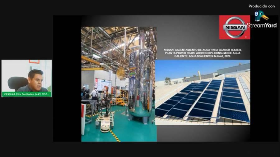 Empresas se benefician de la energía solar; dejan de pagar por combustibles