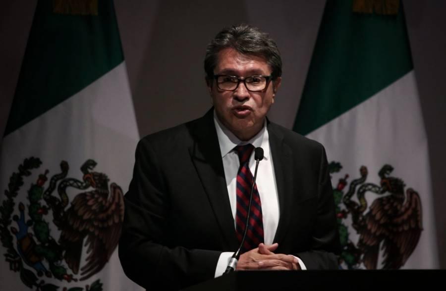 Reforma electoral no restará autonomía al INE, ni al TEPJF: Monreal