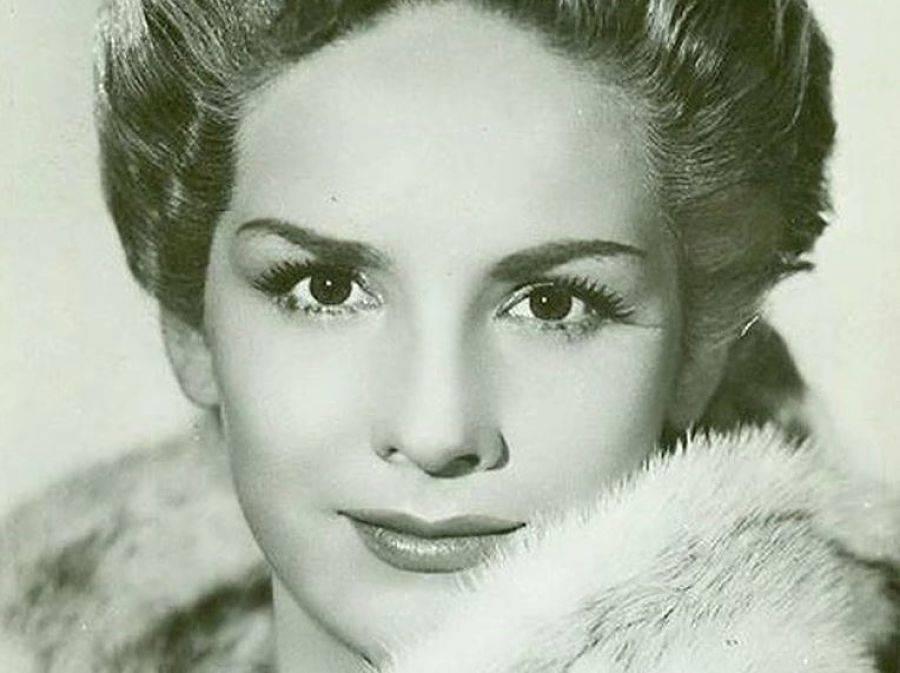 Muere la actriz Rosita Quintana a los 96 años de edad
