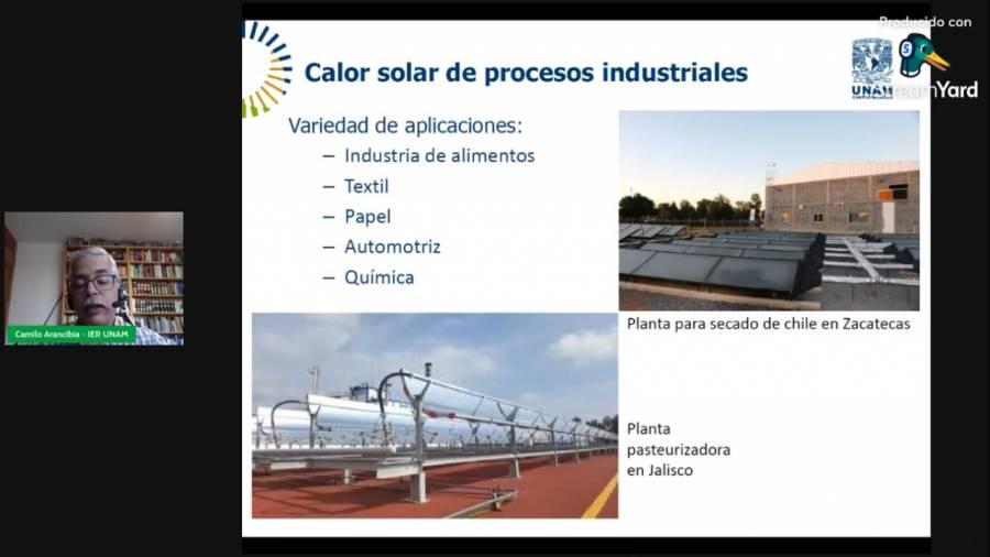 Investigador de la UNAM comparte a empresas cómo funcionan las celdas solares