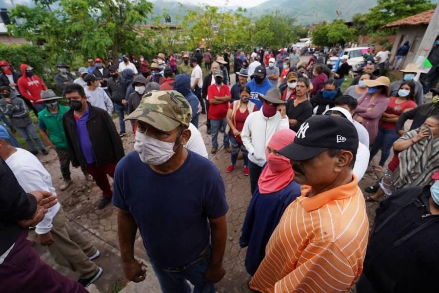 Habitantes de rancherías en Michoacán piden ayuda a la ONU