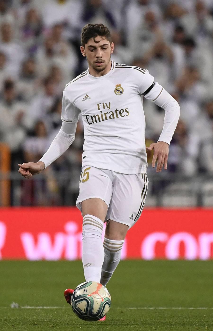 Fede Valverde renueva con el Real Madrid hasta 2027
