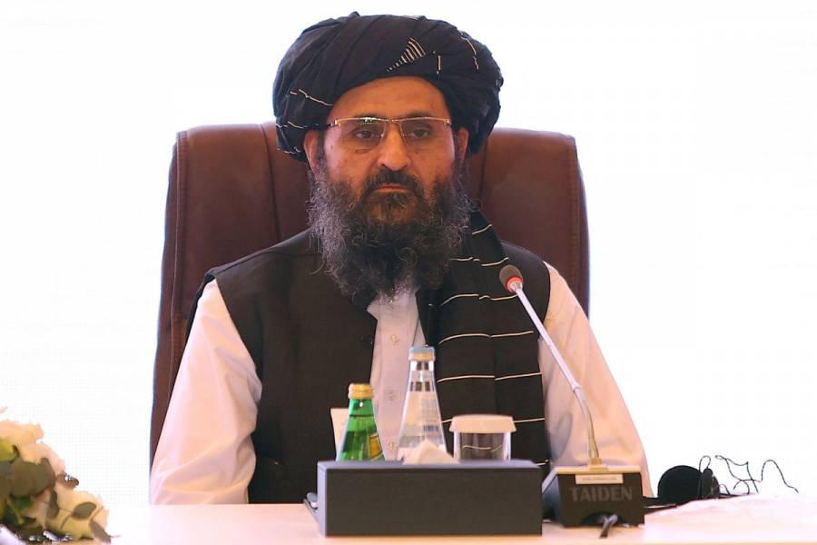 Director de la CIA se reúne en secreto con el líder de los talibanes
