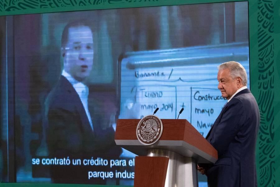 """""""No huir como cualquier ladronzuelo"""": Mario Delgado a Ricardo Anaya"""