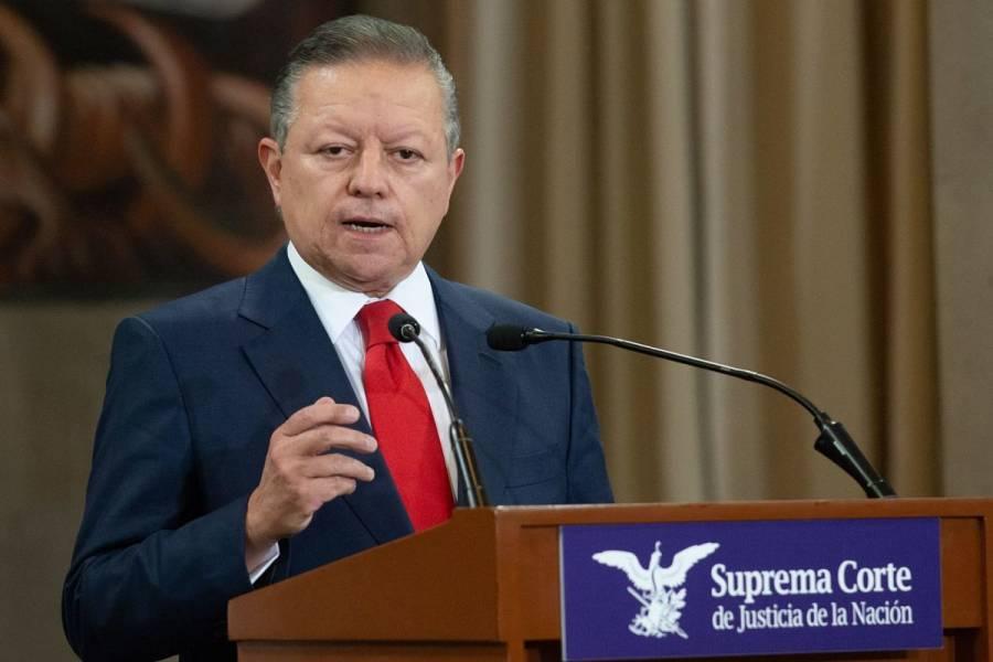 Fundamental, profundizar en capacitación de operadores del sistema penal acusatorio: Arturo Zaldívar