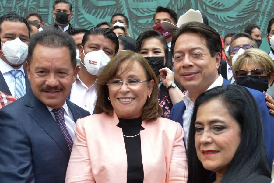 """Va Morena por control de Cámara de Diputados; con aliados creará """"megabancada"""""""