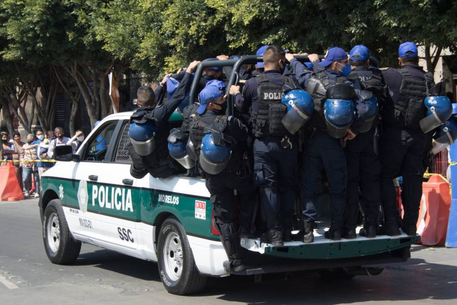 GobCDMX y alcaldías deberán homologar cromática de patrullas