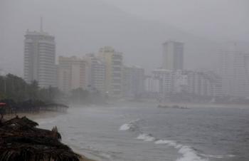 Guerrero, Oaxaca, Chiapas y Veracruz afectados por onda tropical 23