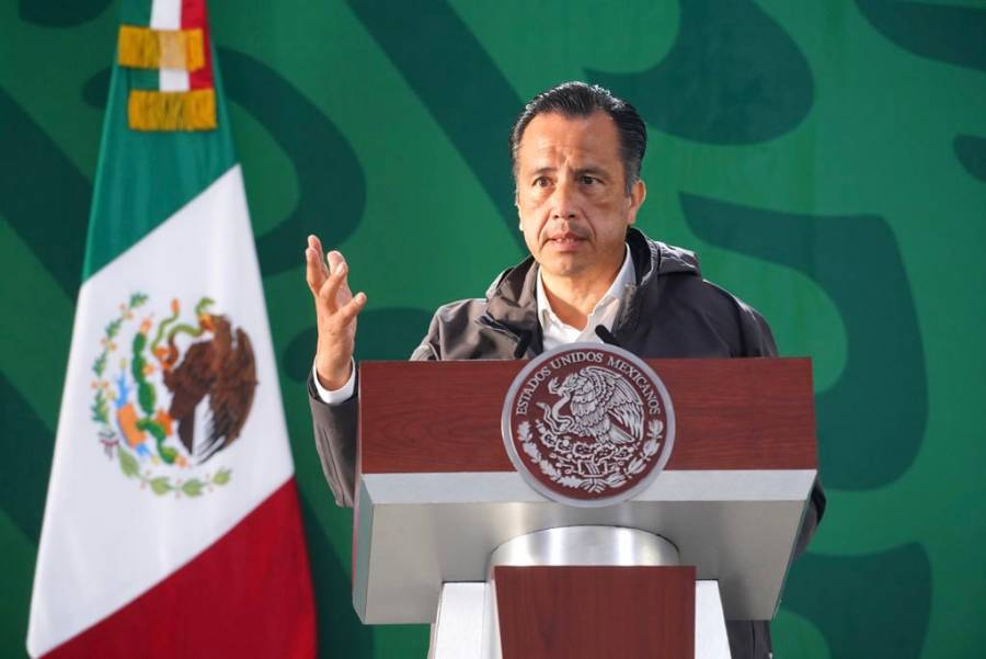 Hay 62 municipios afectados por Grace pero podrían ser más: gobernador de Veracruz