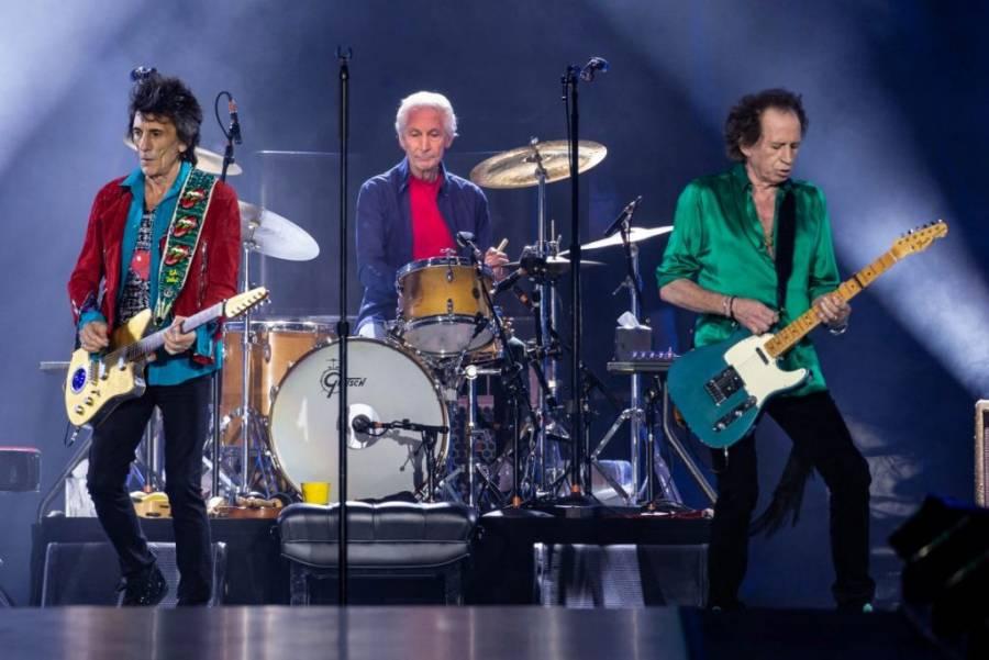 Rollings Stones rinden homenaje a Charlie Watts