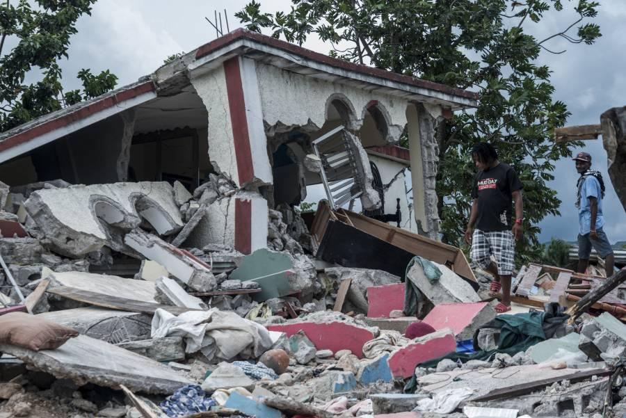 ONU y socios piden 187 mdd para ayudar a Haití tras terremoto