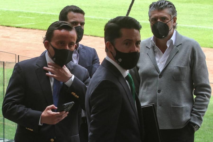 """FMF trabaja para que """"europeos"""" participen en fecha FIFA"""
