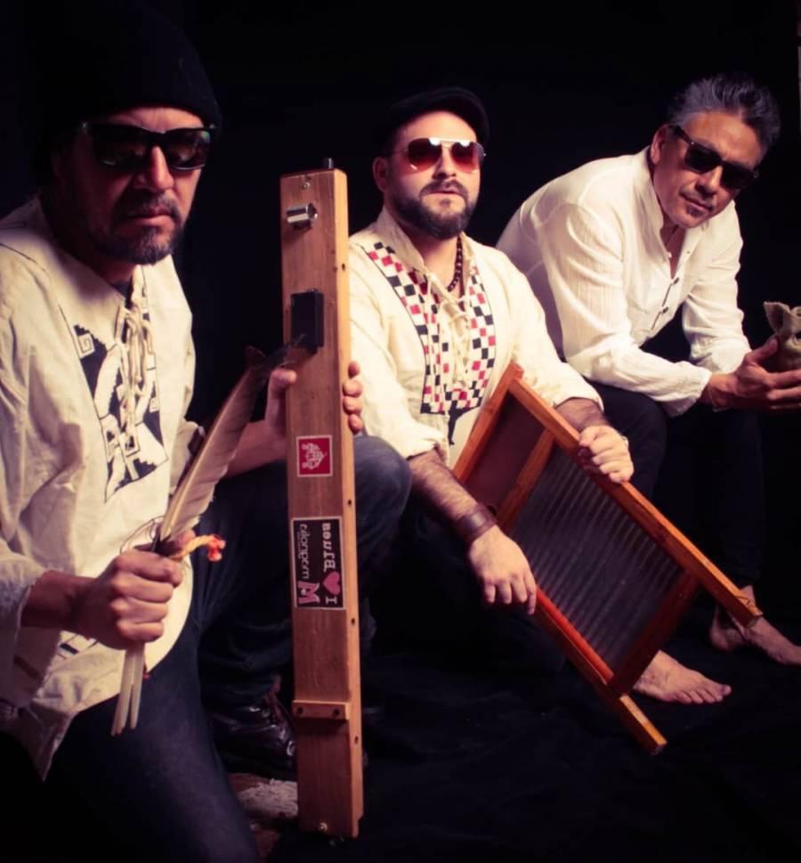 """Magnolia Blues presenta """"Newen Newen"""", el sencillo de su nuevo disco """"Suma Qamaña"""""""