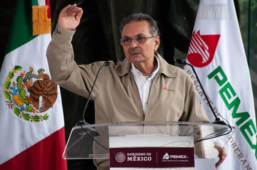Pozos de Pemex suspendidos por incendio estarán operativos para el 30 de agosto: Octavio Romero