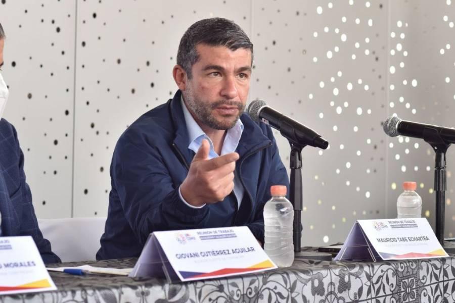 Mauricio Tabe presenta equipo de transición en Miguel Hidalgo