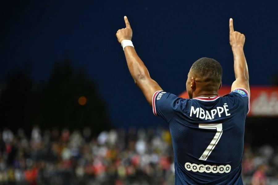 Rechaza el PSG la oferta Del Real Madrid por Kylian Mbappé
