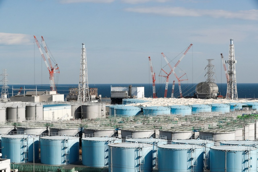 Japón vertirá agua radioactiva al mar a través de túnel submarino