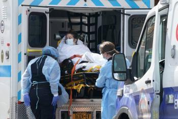 OMS: Muertes por Covid en el mundo muestran una estabilidad en la última semana