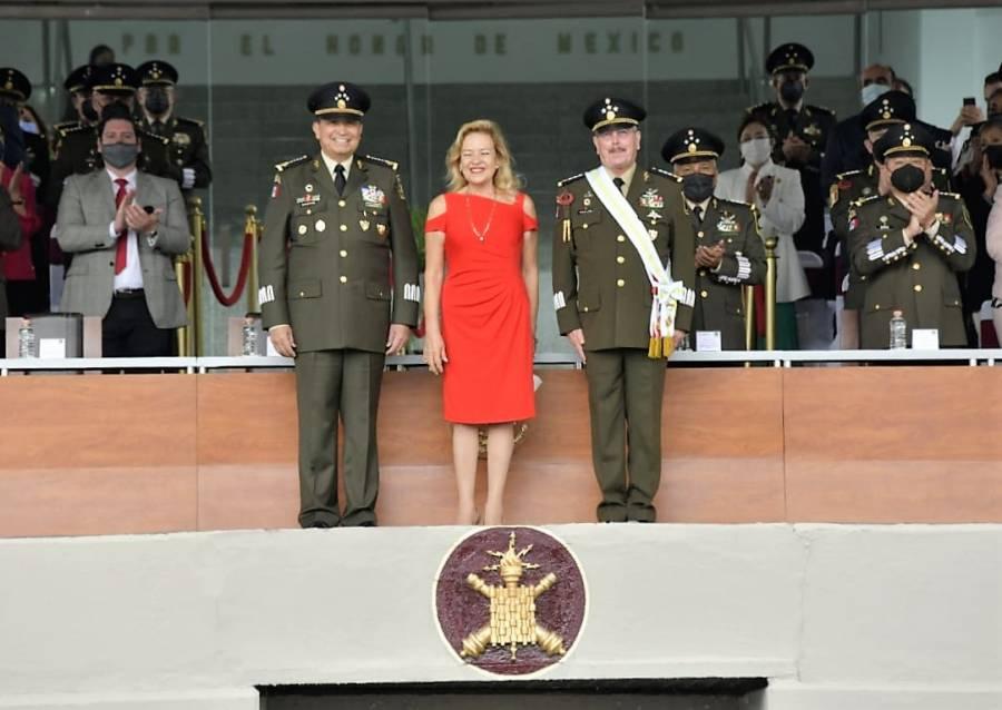 Habrá cambio en Sedena; general André Foullon deja subsecretaría