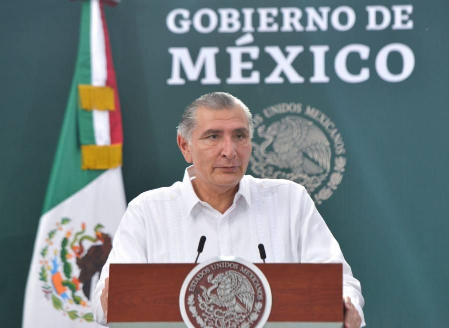¿Quién es Adán Augusto López Hernández?