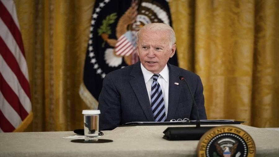 Se pospone la reunión de Joe Biden con Naftali Bennett, debido al atentado en Kabul