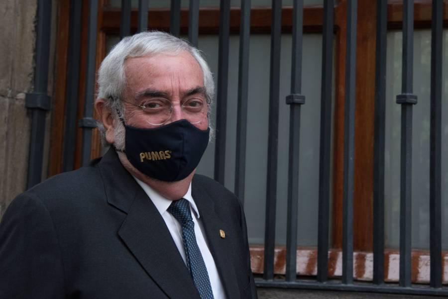 Enrique Graue pide la destitución de director que hizo apología del feminicidio