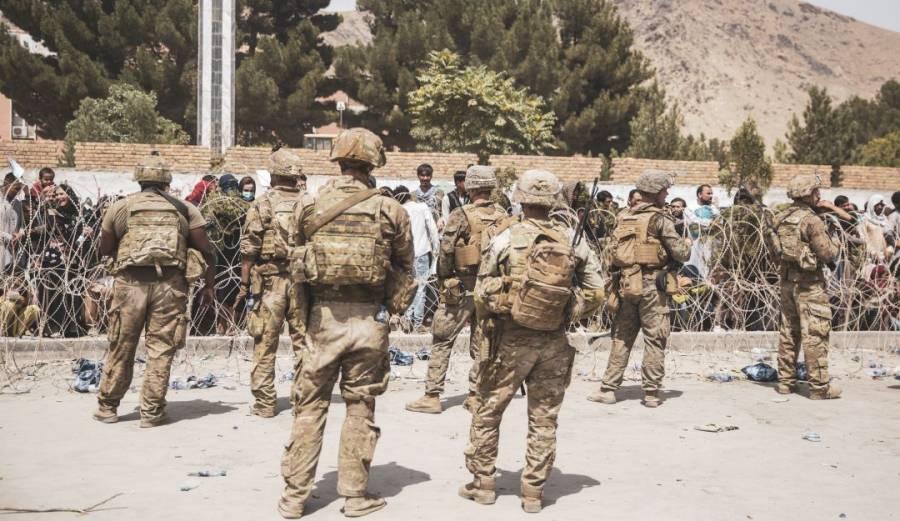 Tras posible atentado en Kabul, Reino Unido pide a sus ciudadanos no acercarse al aeropuerto