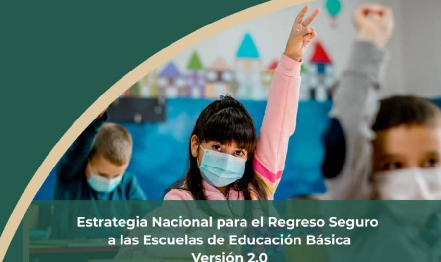 SEP e ISSSTE presentan herramientas socioemocionales para el Regreso Seguro a Escuelas