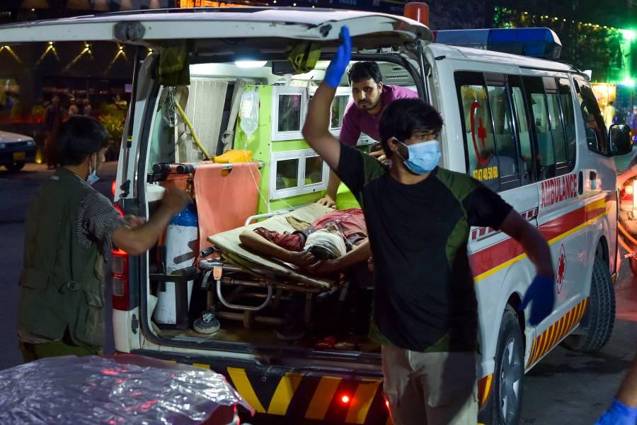 EEUU responsabiliza al Estado Islámico de ataque en aeropuerto de Kabul