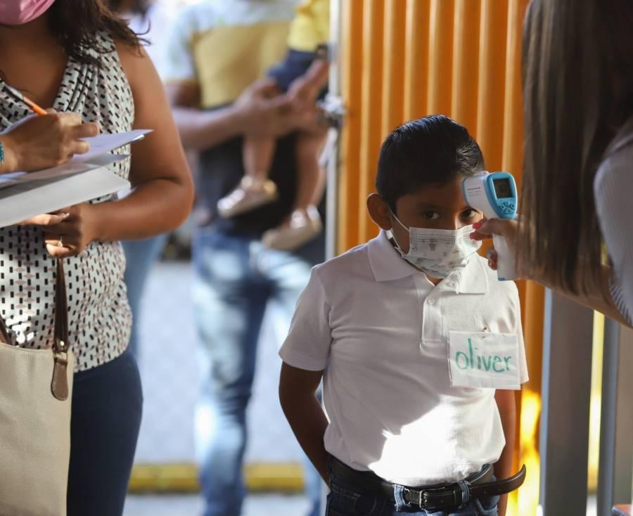 81 % de padres de familia en desacuerdo con las clases presenciales: CNTE