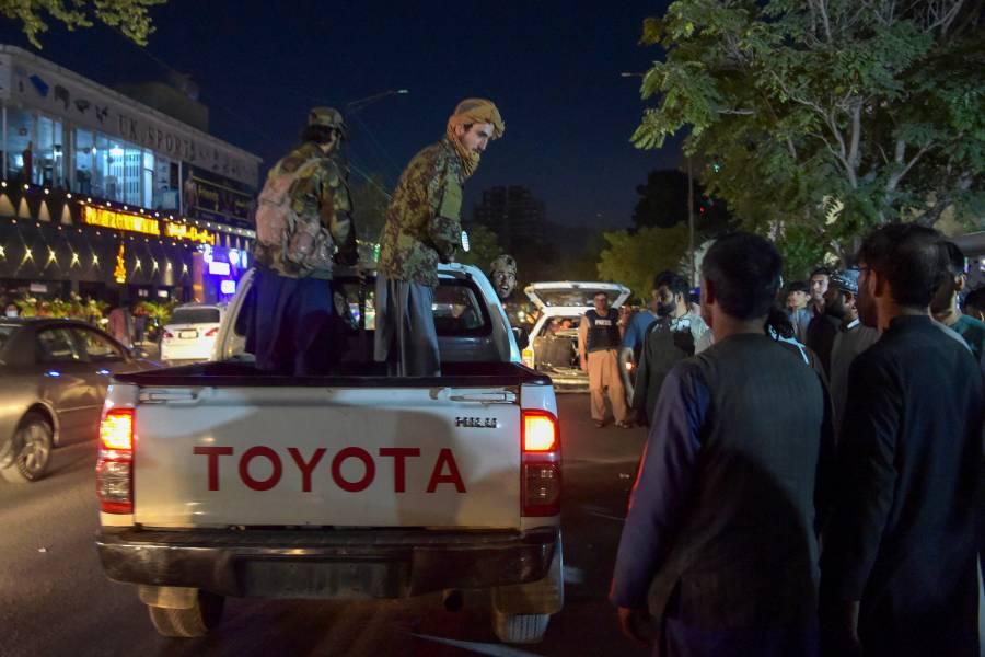 Reportan nueva explosión en Kabul