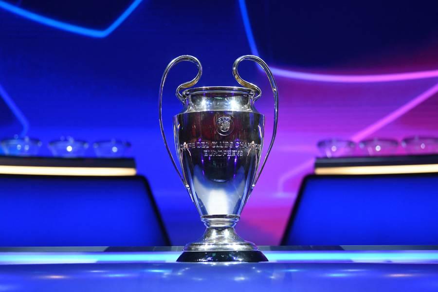 Lista la fase de grupos de la Champions League