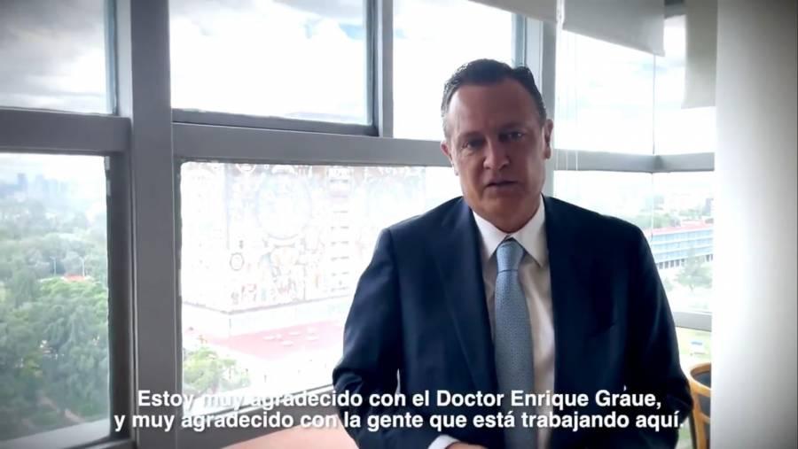 Fortalecerán más los vínculos entre la UNAM y el gobierno de Querétaro