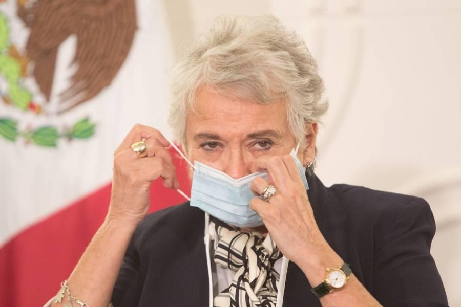 De una instancia represora, la Segob es ahora una defensora de derechos humanos, con Sánchez Cordero: Mario Delgado