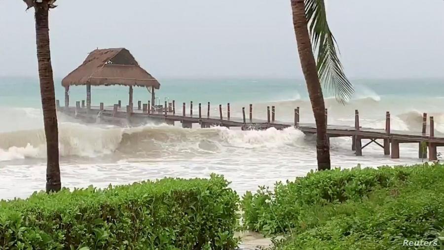 Alerta en el Caribe por formación de la 9 depresión tropical