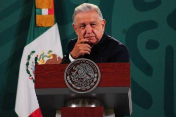 Reitera AMLO desaparición de la Iniciativa Mérida