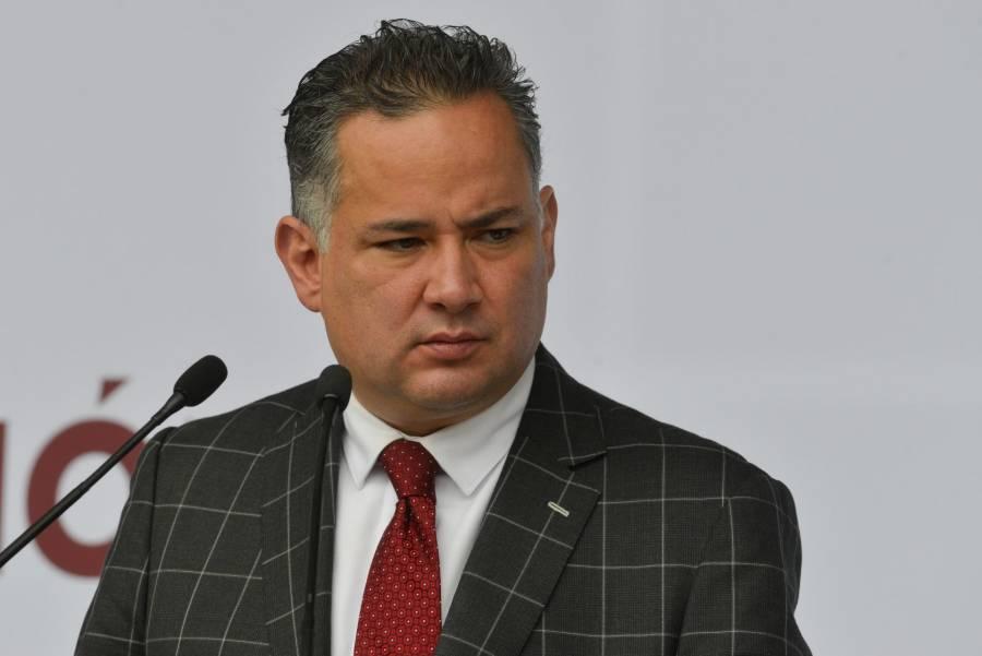 Ricardo Anaya, sin cuentas bancarias congeladas: Santiago Nieto