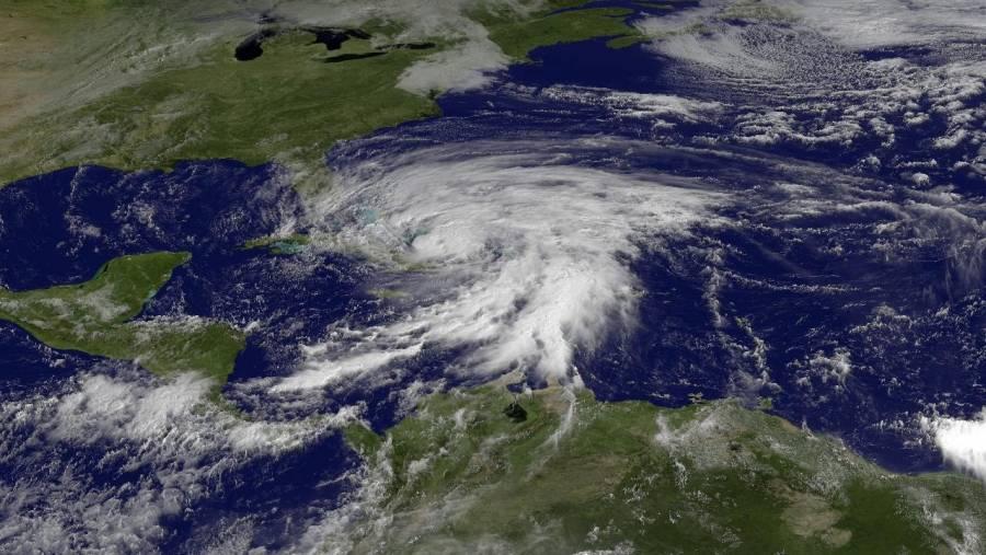 El ciclón Ida se convierte en huracán con rumbo a Cuba
