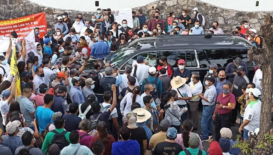 En Chiapas, la CNTE convoca manifestación para un regreso a clases seguro