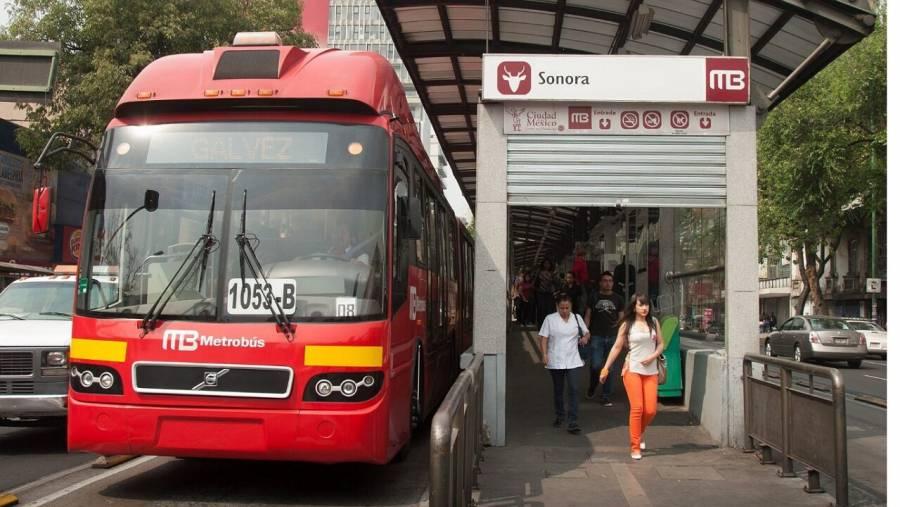 Metrobús anuncia segunda etapa de cierre estaciones en Línea 1