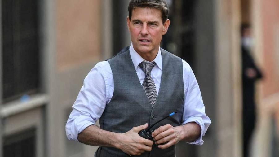 Fue robado el equipaje de Tom Cruise durante la filmación de Misión: Imposible